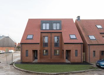 Thumbnail 3 bed semi-detached house for sale in Derwent Way, Derwenthorpe, York