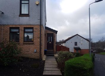 Thumbnail 2 bed end terrace house to rent in Springfield Park, Johnstone