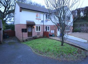 Thumbnail 2 bed semi-detached house to rent in Chestnut Drive, Milber, Newton Abbot, Devon.