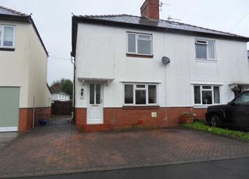 Thumbnail 2 bed semi-detached house to rent in Mill Street, Usk, Monmouthshire