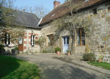 Thumbnail 3 bed country house for sale in La Baroche Sous Luce, Orne, Lower Normandy, France