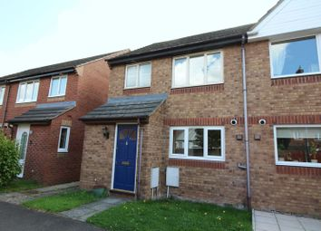 Thumbnail 3 bed semi-detached house to rent in Smiths Court, Willeys Avenue, St. Thomas, Exeter