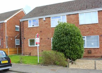 Thumbnail 2 bedroom flat to rent in Shirlett Close, Aldermans Green, Coventry