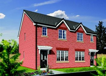 Thumbnail 2 bed semi-detached house for sale in Ribblesdale Drive, Grimsargh, Preston