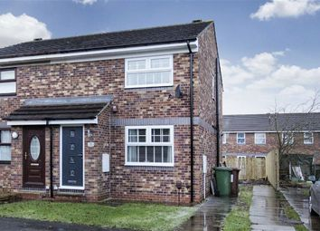 Thumbnail 3 bed semi-detached house for sale in Howden Way, Eastmoor, Wakefield