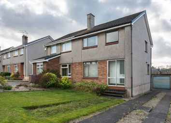 Thumbnail 3 bed property for sale in 8 Craighead Road, Bishopton