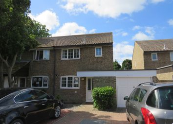 Woodlands Close, Peacehaven BN10. 3 bed semi-detached house