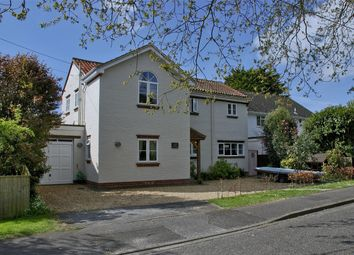 Thumbnail 4 bed detached house for sale in Royston Place, Off Becton Lane, Barton On Sea, Hampshire