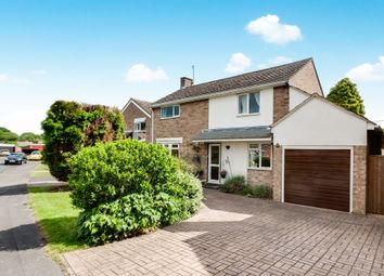 Thumbnail 3 bed detached house for sale in Ferny Close, Radley, Abingdon