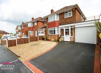 Thumbnail 3 bed detached house for sale in The Osiers, Braunstone Town, Leicester