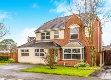 Thumbnail 4 bedroom detached house for sale in Fewston Close, Sharples, Bolton, Greater Manchester