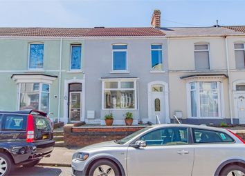 3 bed terraced house for sale in Coedsaeson Crescent, Sketty, Swansea, West Glamorgan SA2