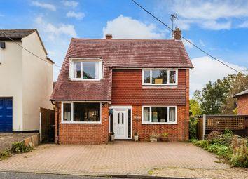 Thumbnail 3 bed detached house for sale in Styles Close, Ide Hill Road, Four Elms, Edenbridge
