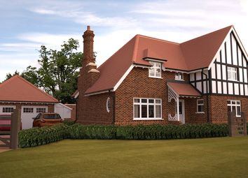 Thumbnail 4 bedroom detached house for sale in Woodbridge, 4 Petwood Oaks, Woodhall Spa