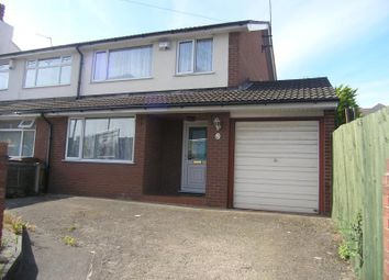 Thumbnail 3 bed semi-detached house for sale in Prenton Road West, Birkenhead, Wirral