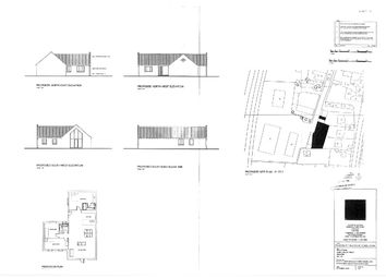 Thumbnail 3 bed detached bungalow for sale in Old Bell Lane, Carlton-On-Trent, Newark