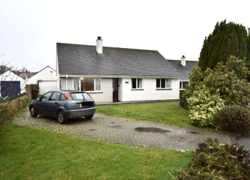 Thumbnail 3 bed detached bungalow for sale in Rose Meadow, Stithians