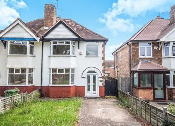 Thumbnail 3 bed semi-detached house for sale in Brunswick Street, Leamington Spa, Warwickshire
