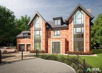 Thumbnail 6 bed detached house for sale in Plot Three, Ferneyfield Development, Hunt Lane, Chadderton