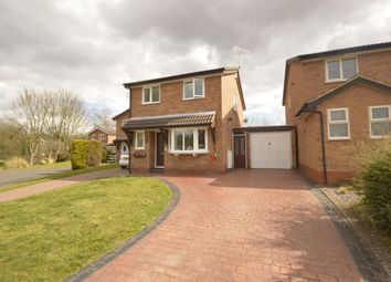 Thumbnail 3 bed detached house for sale in Marlburn Way, Wombourne, Wolverhampton