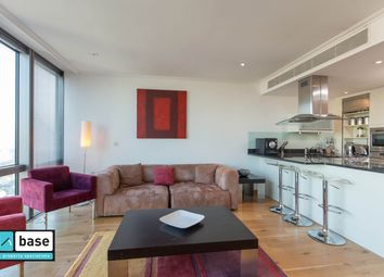 Thumbnail 2 bed flat to rent in No 1 West India Quay, 26 Hertsmere Road, Docklands