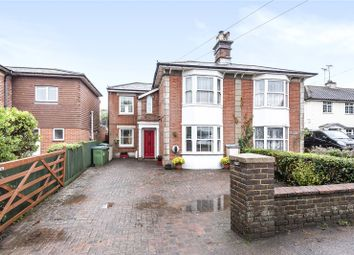 Lewes Road, Ringmer, East Sussex BN8. 3 bed semi-detached house for sale