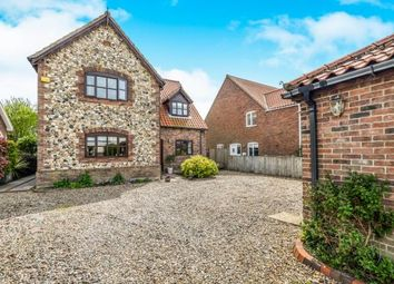 Thumbnail 4 bedroom detached house for sale in Mutford, Beccles, Suffolk
