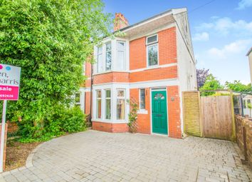 Thumbnail 5 bedroom semi-detached house for sale in Kyle Avenue, Heath, Cardiff