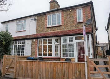 Thumbnail 2 bed semi-detached house for sale in Auckland Road, Kingston Upon Thames