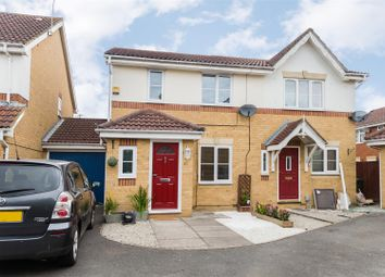 Thumbnail 3 bed semi-detached house for sale in Richards Way, Cippenham, Slough