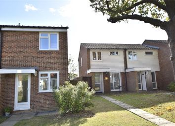 Thumbnail 2 bedroom end terrace house for sale in Rothervale, Horley