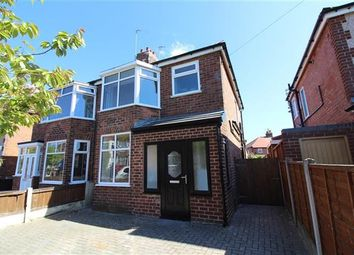 Thumbnail 3 bed property to rent in Greenheys Avenue, Poulton-Le-Fylde