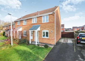Thumbnail 3 bedroom semi-detached house for sale in Ford Close, Beverley