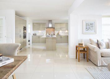 "Thumbnail 5 bedroom detached house for sale in ""Stowe"" at Carters Lane, Kiln Farm, Milton Keynes"