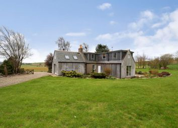 Thumbnail 4 bed detached house to rent in Daviot, Inverurie