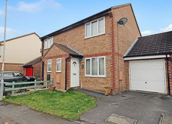Thumbnail 2 bed semi-detached house for sale in Kingfisher Drive, Westbury