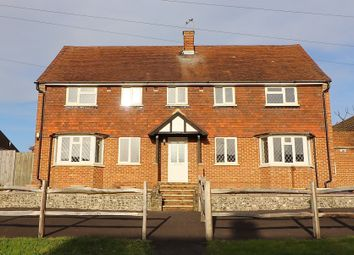 Thumbnail 4 bed semi-detached house for sale in Bowley Road, Hailsham, East Sussex