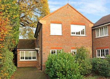 Thumbnail 3 bed detached house for sale in Longcroft, Welwyn Garden City