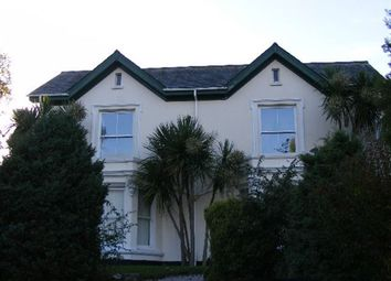 Thumbnail 2 bedroom flat to rent in Alexandra Road, St. Austell