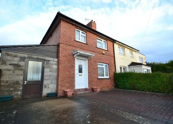 Thumbnail 3 bed property to rent in Trowbridge Road, Southmead, Bristol