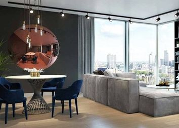 Thumbnail 2 bed flat for sale in Carrar Tower, 250 City Road, London