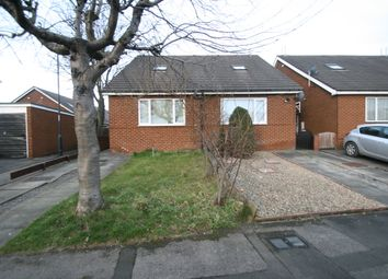 Thumbnail 1 bed detached bungalow to rent in Marsham Close, Newcastle Upon Tyne