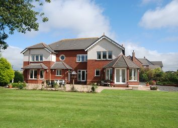 Thumbnail 5 bed detached house for sale in The Crescent, Barrow-In-Furness