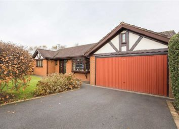 Thumbnail 2 bed detached bungalow for sale in Kingsley View, Cheddleton, Leek