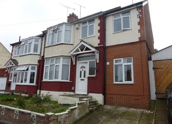 Thumbnail 6 bedroom semi-detached house for sale in Black Swan Lane, Luton