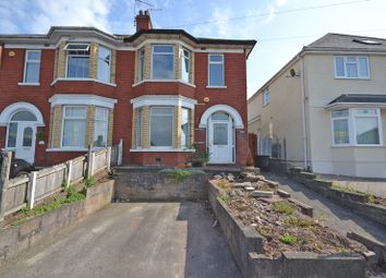 Thumbnail 3 bed semi-detached house for sale in Period Semi-Detached House, Caerleon Road, Newport