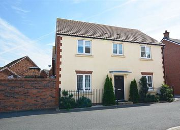 Thumbnail 4 bedroom detached house for sale in Dishforth Drive Kingsway, Quedgeley, Gloucester