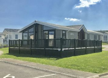 Thumbnail 3 bed mobile/park home for sale in Crimdon Dene Holiday Park, North Hartlepool, Durham