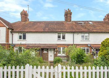 Thumbnail 2 bed terraced house for sale in Tally Road, Limpsfield Chart, Oxted