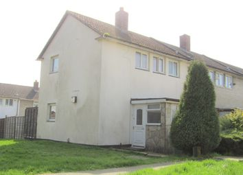 Thumbnail 2 bedroom semi-detached house for sale in Yeovil Chase, Southampton